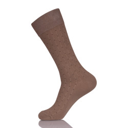 Cotton Rich Star Copper Fiber Socks