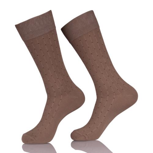 Cotton Rich Star Copper Fiber Socks