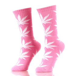 Cotton High Quality Weed 100% Hemp Socks