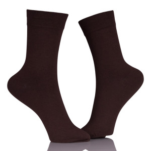 Black Sheer Mid Dress Mens Socks