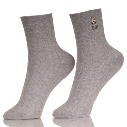 Fashion Quality Wholesale Bamboo Work Socks