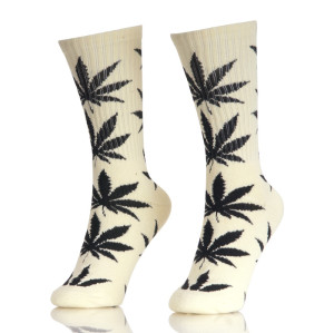 Export USA 420 Weed Maple leaf Socks