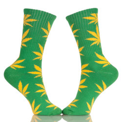 Wholesale Street Wear Helloween Hemp Socks
