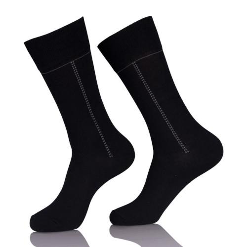 High Quality Dress Thin Knee-High Mens Socks Protectors
