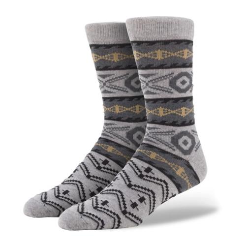 Custom Basketball Sublimated Silk Socks For Men