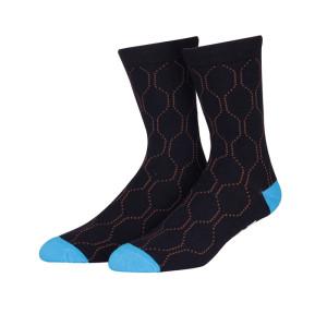 2019 Summer Branded Custom Printing Black Bulk Cool Crew Socks Men Sports