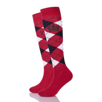 Knee-high Equestrian Socks,Horse Riding Socks, Horsemanship Socks