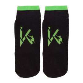 Bounce House Custom Grip Socks For Trampoline Non Slip Ankle Socks