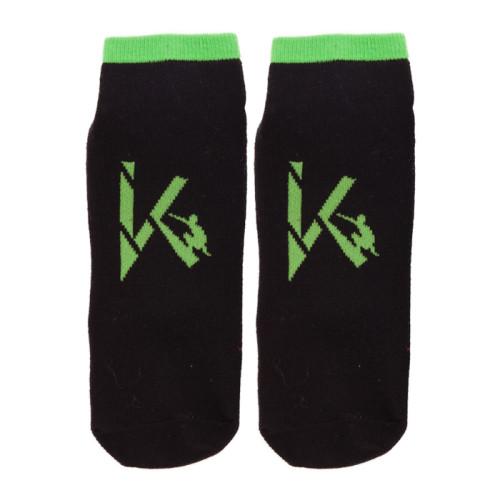 Bounce House Custom Grip Socks For Trampoline Non Slip Ankle Socks