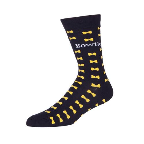 South Korea Premium Custom Crew Knit Hipster Men Socks Cotton