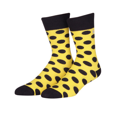 Casual Women Fashion Custom Organic Cotton Points Socks
