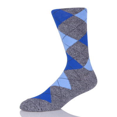 Men's Fashion Pattern Fun Colorful Cotton Casual Dress Classic Sock Men Work