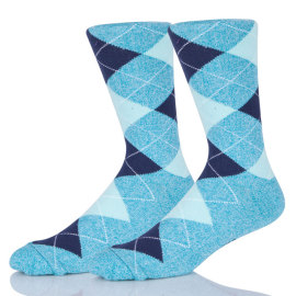 Formal Business Socks Classic Cotton Dress Casual Socks for Men