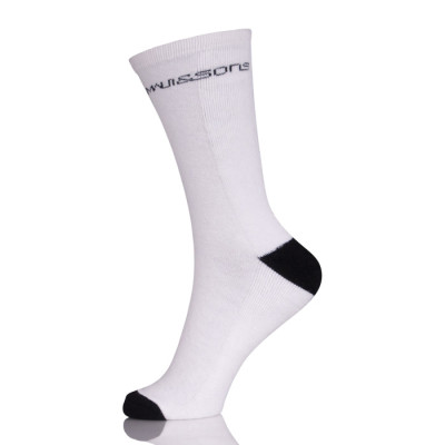 White Sock Air Conditioned Private Label Socks