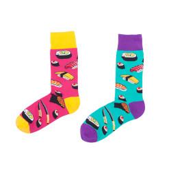 Japanese Style Color Sushi Socks  From China Zhejiang Socks Manufacturer