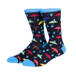 Cotton Pop Socks Wild Funny Socks Wild Mens Socks
