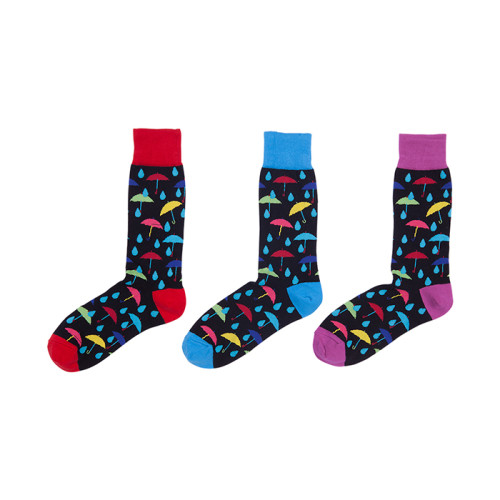 Customized Socks 100% Cotton Socks Cheap Wholesale Socks From China