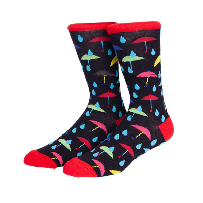 Customized Socks 100% Cotton Socks Cheap Wholesale Socks From China