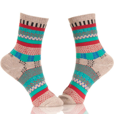 Colorful Dress Colour Men Socks Manufacturers In China