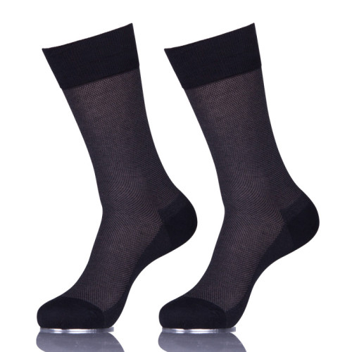 Personalised Mens Black Business Socks Online Men In Black Dress Socks