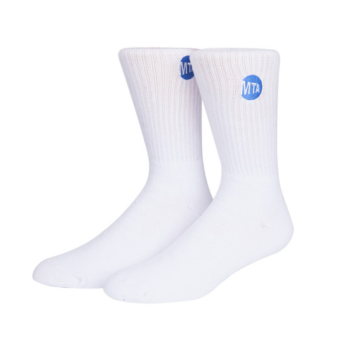 Men's Cotton Socks Classic Casual Socks Comfort  Solid Color Crew Socks