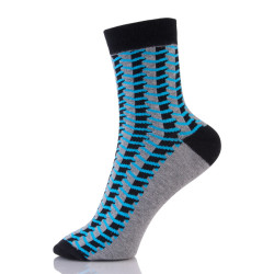 Cotton Business Casual Soft Socks Crew Men Ankle Autumn Breathable Soft Socks