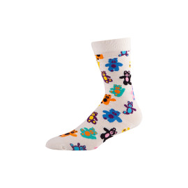 mens & women unisex dress socks colorful