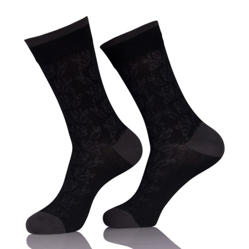 Men's Business Cotton Socks For Man Autumn Winter Socks Male Casual Socks 2019