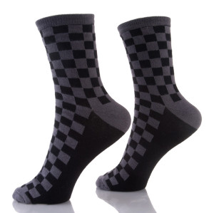 Men's Socks Latest Design Black And White Socks Short Summer Breathable Cotton Socks Men