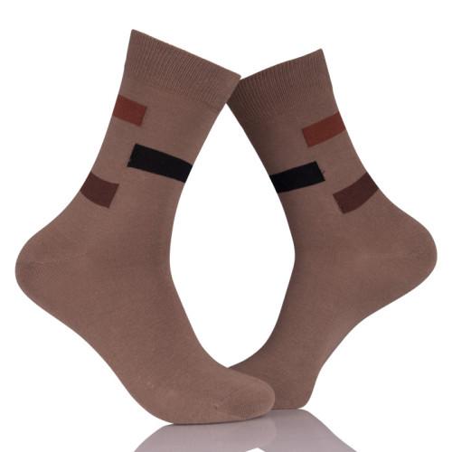 Summer Business Casual Men's Socks Breathable Mesh Quality Cotton Black Gray White Deodorant