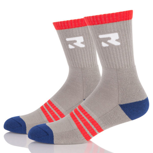 Custom Logo Youth Basketball Socks Elite Athletic Outdoor Sports
