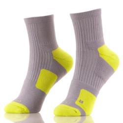 Wholesale Custom Logo Basketball Cotton Sport Socks Men