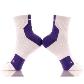 Custom Logo Athletic Sublimation Basketball Socks Elite