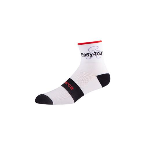Custom Logo crazy team pro cycling ankle socks brands