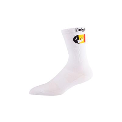 Cheap OEM novelty ladies short cycling socks