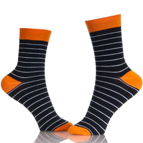 2019 New Rushed Men Socks Casual Men's Color Stripes Fashion Designer Style Cotton