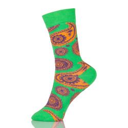 Casual Colorful Men's Crew Socks Crazy Cotton Funny Socks Novelty Male Dress Socks