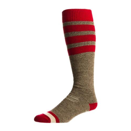 Cotton Socks Men Casual Long Tube Socks Professional Footballs Knee High Socks