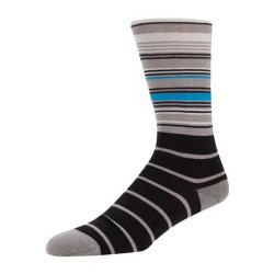 High Quality Fashion Casual Cotton Stripe Socks Business Men's Socks Manufacturer Wholesale