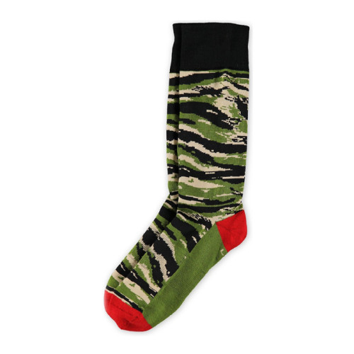 Cotton Men Socks Quality Business Camouflage Pattern Dress Male Crew Socks