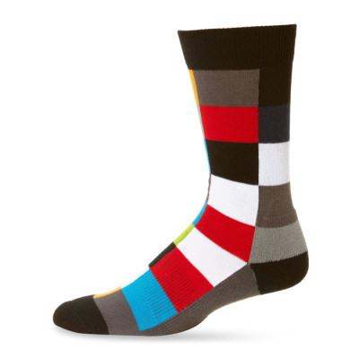New Mens Socks Women Novelty Sock Combed Cotton Funny Men's Crew Socks