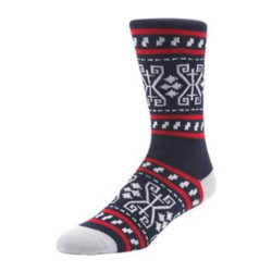 Fashion Man Casual Socks Novelty Socks Breathable Motion Cotton Socks