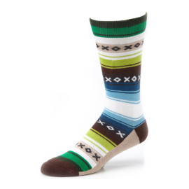 Color Printed Socks Soft Comfort Men Cotton Socks Novelty Personality