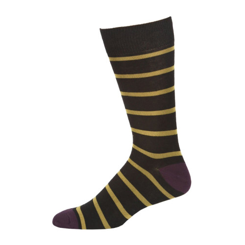 Funny Socks For Men Business Causal Combed Cotton Knitting Mens Crew Socks Factory
