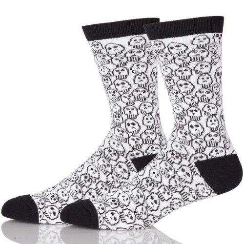 New Design Wholesale Personalized Custom Knit Logo Cool Crazy Socks