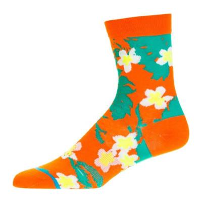 Online Hot Selling Design Custom Men Socks Wholesale Colorful Crew Sock For Man
