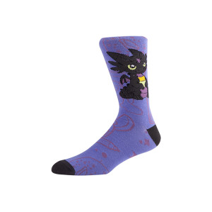 Colorful Funky Sox for Men , Cotton Fashion Patterned Socks