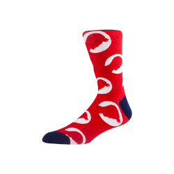 Men's Pattern Dress Funky Fun Premium Colorful Socks