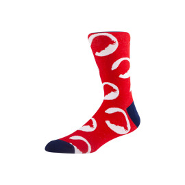 Men's Pattern Dress Funky Fun Premium Colorful Socks