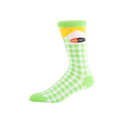 Custom Patterned Fashion Colorful Men Dress Sox